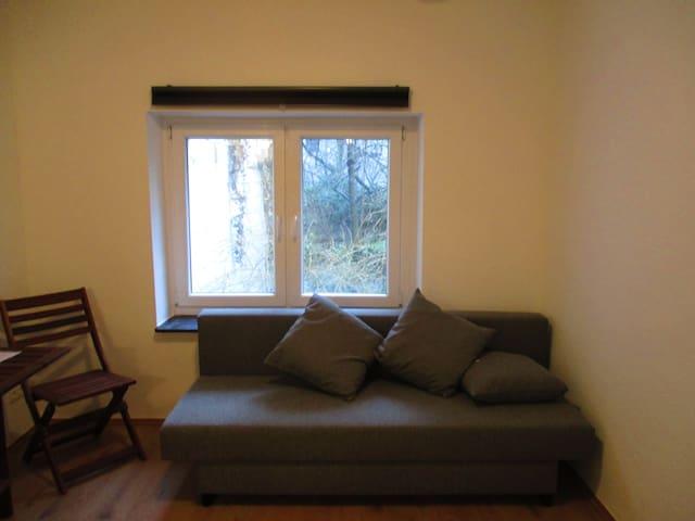 Günstige einfache Wohnung