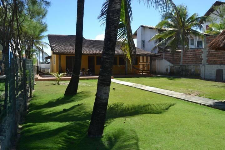 Casa Beira-Mar em Porto de Galinhas
