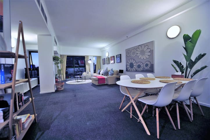 Stunning Riverview Apartment. - Melbourne - Leilighet