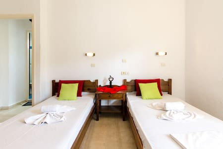 Economy One Bedroom Apartment for 4 persons - Malia - อพาร์ทเมนท์