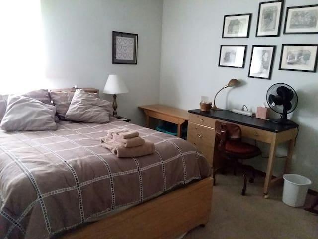 Comfortable Cozy Room