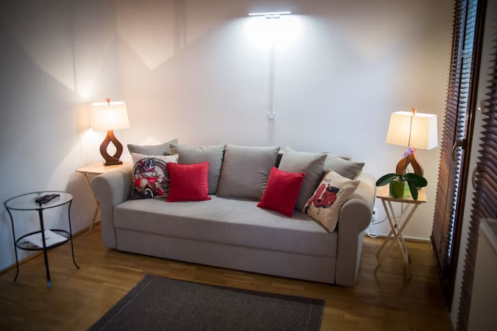 Central Studio Apartment - Budapest - Apartamento