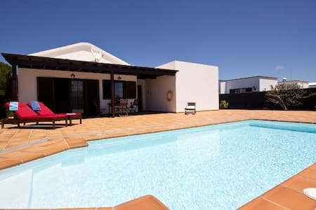 Villa in the Heart of Lanzarote  - Arrecife - Villa