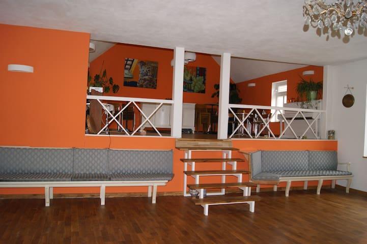 seminar house 1788, yoga & ballroom - Bechtolsheim - Altres