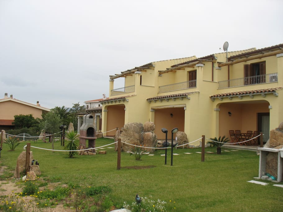 House just 1km from the sea case in affitto a san for Case in affitto a san teodoro