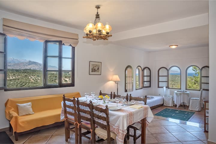 Traditional Country House-Wine Cellar&Amazing View