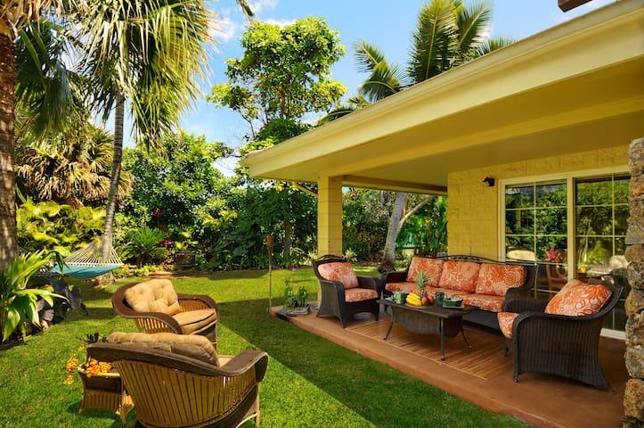 Poipu Beach Tropical Hideaway resid - Poipu - Haus
