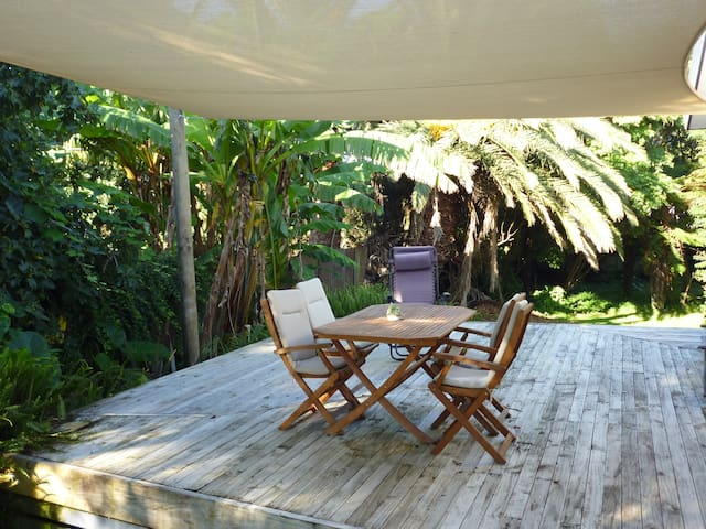 Quiet and peaceful , outdoor living - Waihi Beach - Ev
