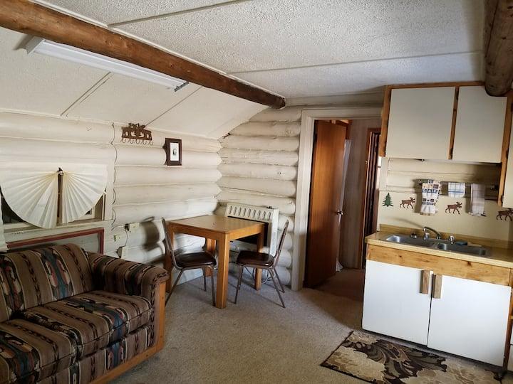Historic cabin #4