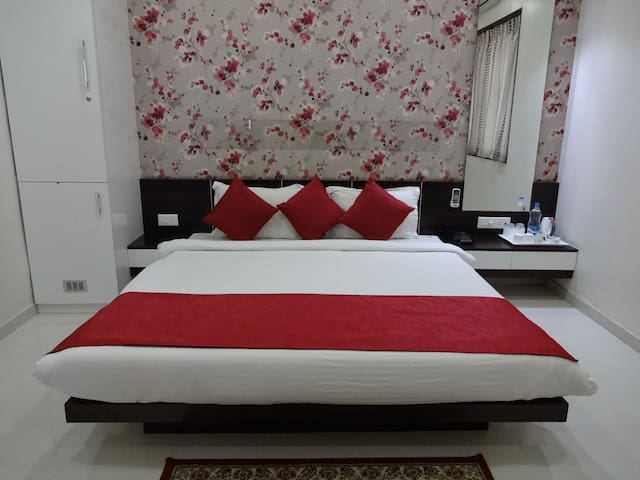 Teerth Villa | Furnished Luxury AC Rooms