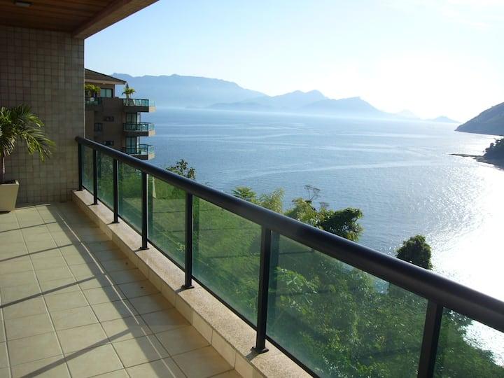 Vista incrivel in Porto Real Resort
