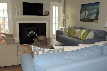 Where Family Fun Begins, 1st Floor 2BR Villa - Hilton Head Island