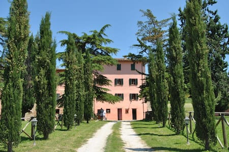 Il Moro Country House Bilocale 5Pax - Perugia - Bed & Breakfast