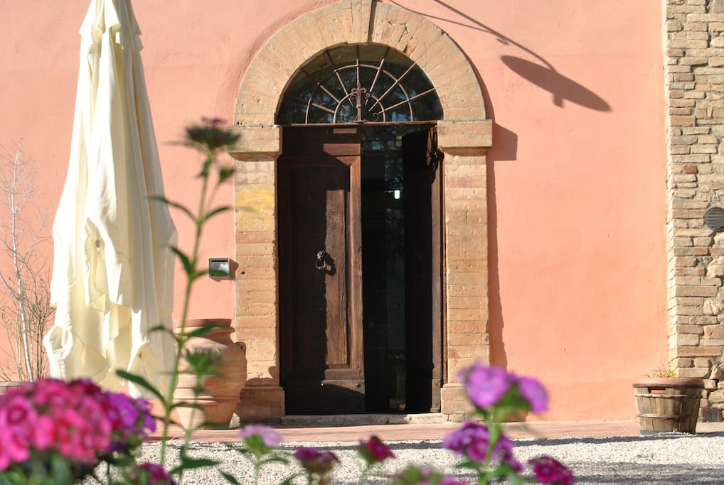 L' ingresso