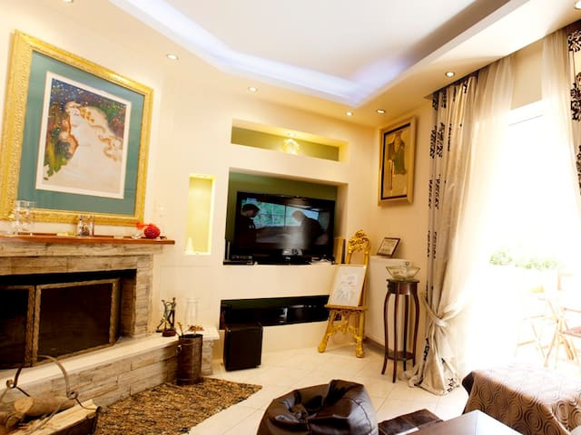 Beautiful 4-Bdrm House in Athens  - Marousi - House