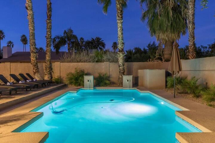 Scottsdale 12 Bed Resort Villa  ❤️ Heated Pool-Spa