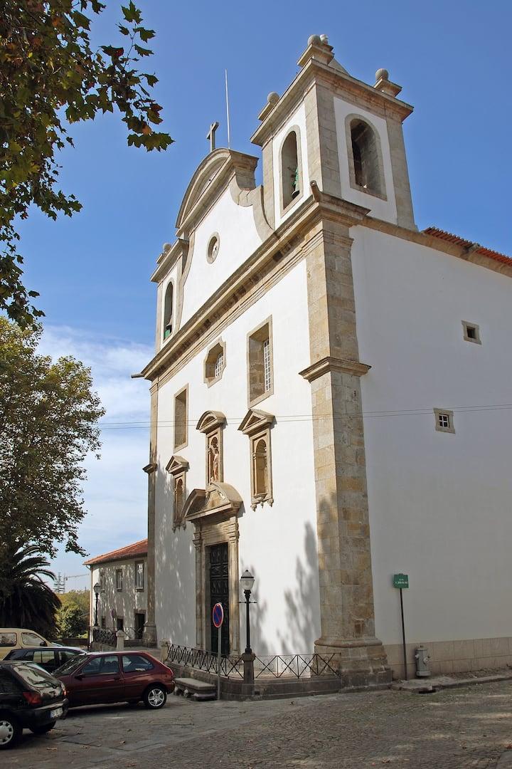 Igreja S. João Batista (Foz do Douro)