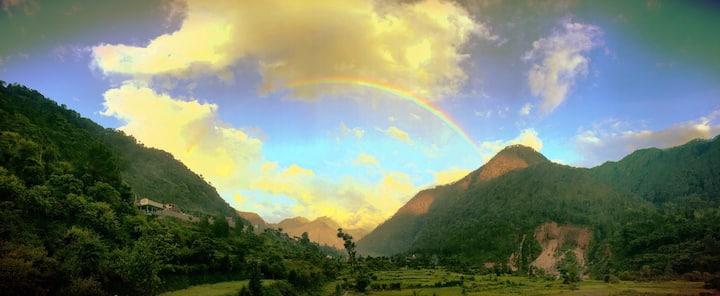 Himalayan Homestay (Room 2)in Matli Uttarkashi