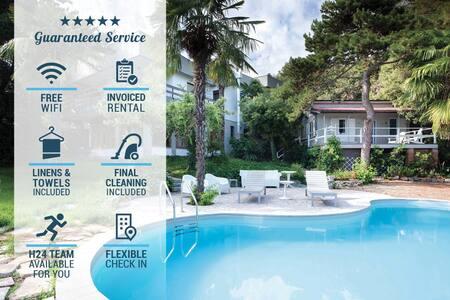 ♡ TriesteVillas - Swimming POOL & SEA Access villa