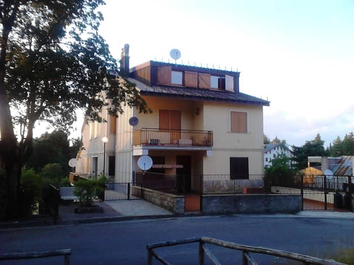 Casa vacanze a Camigliatello Silano