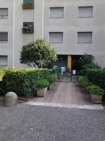 2 stanze con tutti i confort - Milão - Apartamento