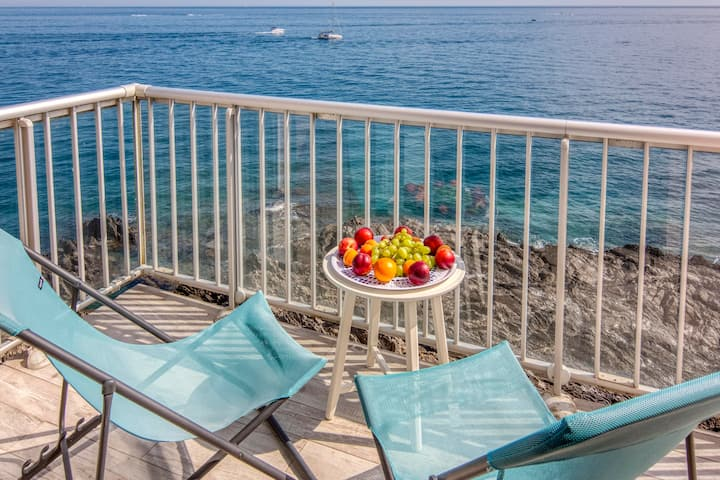 Loreda - Première ligne de mer à Collioure