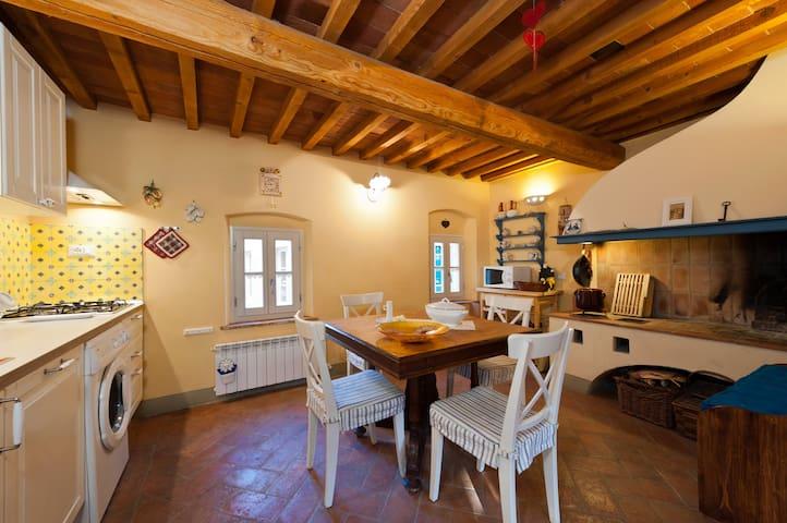 Casa di Gino Auberge de Campagne - San Giuliano Terme - Dom