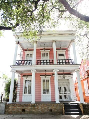 Historic Esplanade Mansion - New Orleans - House