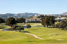 Golf Course Andalusia