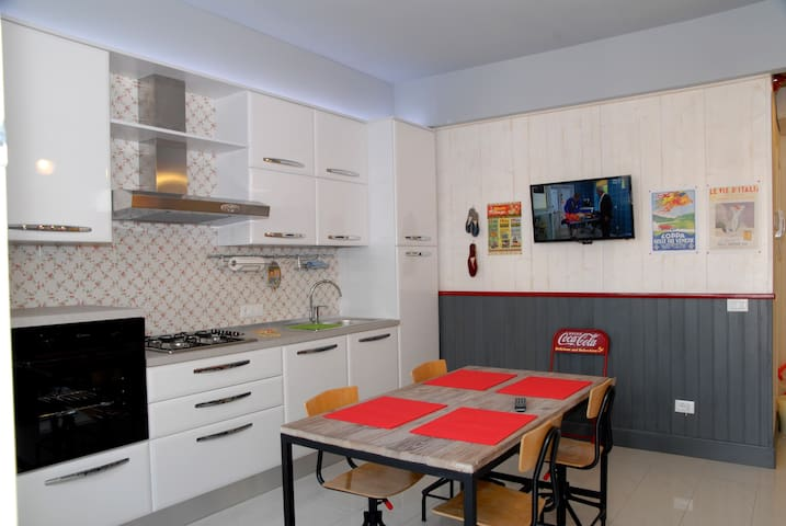 Colorful apartment in the Prosecco heart