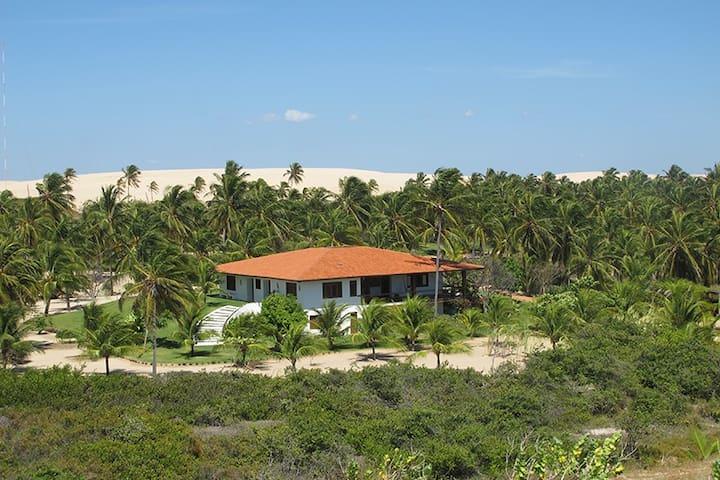 KITESURF EN GUAJIRU, CEARA, BRASIL - Trairi - Casa
