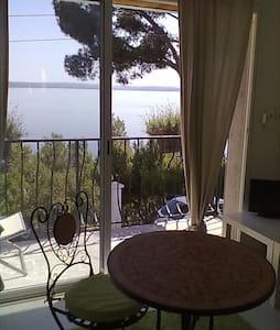 Entre étang et Camargue, vue calme - Istres - House