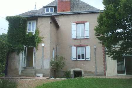 guest house  Loire Valley - Saint-Florent-le-Vieil - Hus