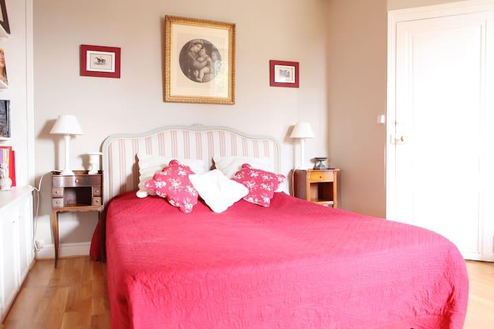 Belle chambre dans le Val de Loire