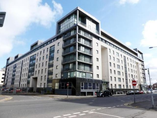 The Wallace Apartment - Glasgow - Appartement