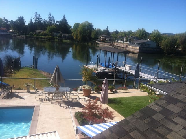 Rumsey Bay Get A Way - Lakeport - Apartamento