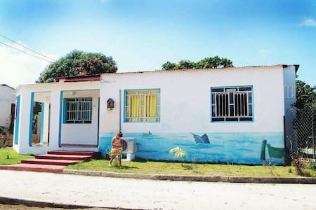Beach Cayo Bariay Hostal (3 rooms/price) - Holguin