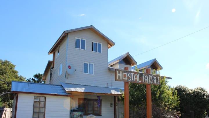 Habitación familiar Las Cascadas