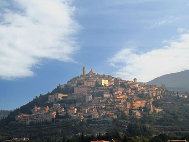 Lovely  apt. b&b in Trevi, Umbria - Trevi - อพาร์ทเมนท์