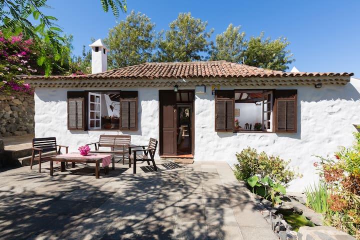 Villa with swimming pool surrounde  - Santa Cruz de Tenerife - Villa