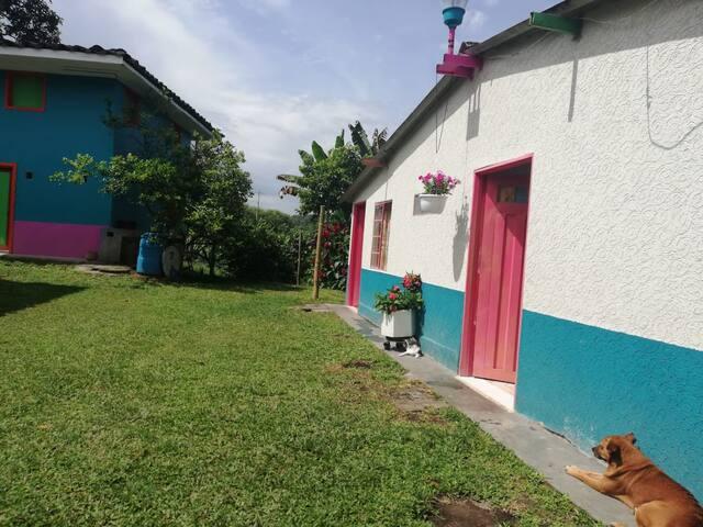 Finca Abuela Francisca, Paisaje Cultural Cafetero