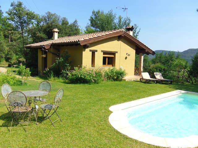 Casa de campo ideal para parejas cerca de Girona - Sant Aniol de Finestres - House