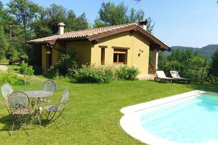 Casa de campo ideal para parejas cerca de Girona - Sant Aniol de Finestres - Haus