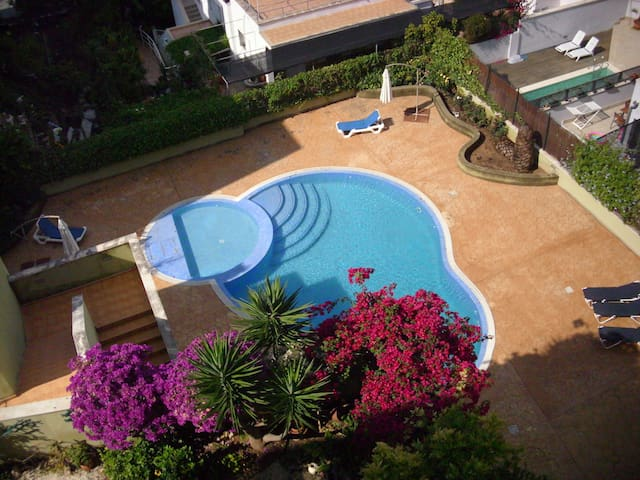 Complete apartment in a quiet area - Palma de Mallorca - Flat
