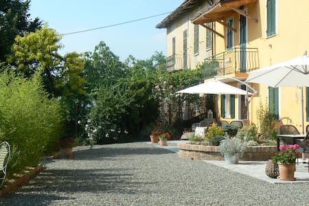 Village house in Agliano Terme - Asti - House