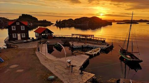 Kobbaneset - Lars | Tett på havet - Bekkjarvik