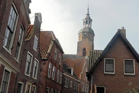 Romantisch verblijf in pittoresk havenstadje - Blokzijl