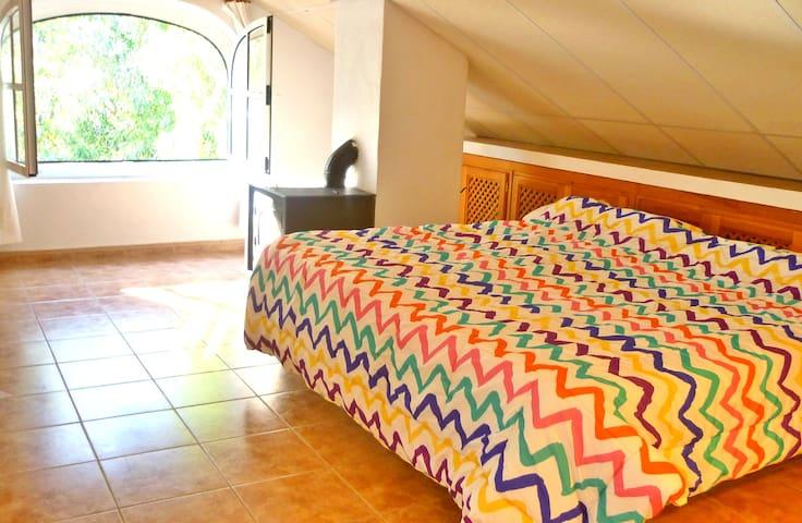 Treetop tranquillity - Málaga - Huis