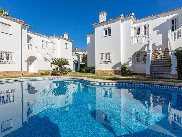En primera linea de la playa - sin aglomeraciones - Oliva - Apartament