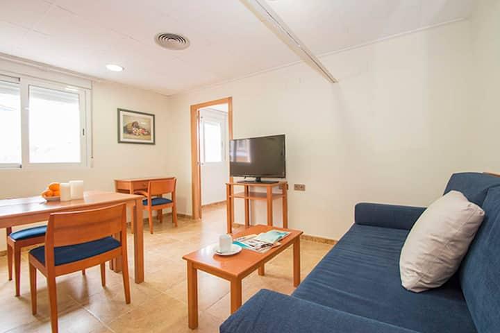 One bedroom apartment. ViV 3.2